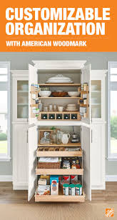 create your dream kitchen with customizable american woodmark create your dream kitchen with customizable american woodmark cabinets with slide out drawers that