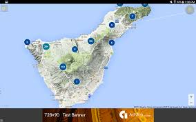 Google Maps Walking Directions Hiking In Tenerife Android Apps On Google Play