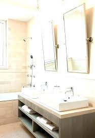 Beveled Bathroom Mirrors Vanity Mirrors For Bathroom Mirror Wall Tiles Beveled