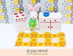 dolls house kitchen furniture rabbit vintage dolls house kitchen furniture vintage shop