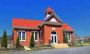 file one room schoolhouse buckhorn columbia county pa jpg