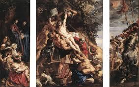 the raising of the cross u2013 peter paul rubens athanasius contra