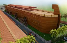 hidden ark 500 foot noah u0027s ark replica zoo being built near miami