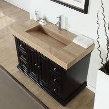 Bathroom Single Sink Vanity by Top 25 Best Single Sink Vanity Ideas On Pinterest Bathroom