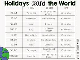 what the wants holidays around the world and cyber