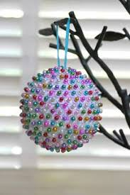 Styrofoam Christmas Decorations - 88 best crafts sequined ornaments other ornaments images on