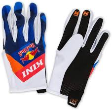 kini red bull vintage gloves kids motorcycle clothing kini red