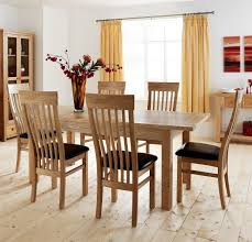 Dining Room Furniture Uk by Manhattan Ash Small Extending Dining Table Oak Furniture Uk