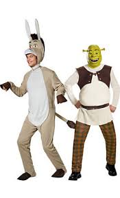 Shrek Halloween Costumes Adults Couples Halloween Costumes U0026 Ideas Halloween Costumes