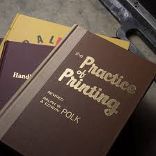 letterpress printing books on letterpress printing letterpress commons