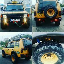 land rover camel landrover 300 tdi camel trophy overland off roader in castleford