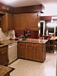 modern kitchen makeovers modern kitchen makeover on a budget no small life