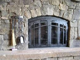 Arched Fireplace Doors by Gas Fireplace Doors Design Gas Fireplace Doors Design U2013 Latest