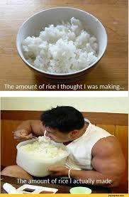 Phone Rice Meme - rice puns