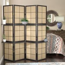 Quatrefoil Room Divider Room Dividers With Shelves Wayfair