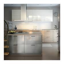 GREVSTA Door Stainless Steel X Cm IKEA - Ikea stainless steel kitchen cupboard doors