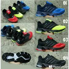 Sepatu Adidas Kets sepatu adidas blade sepatu running sepatu olahraga sepatu