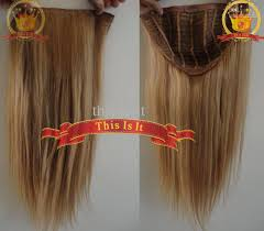 one hair extensions 100 human hair one clip in hair extensions 8