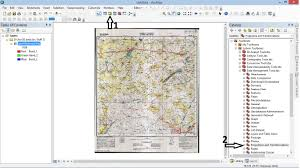 Map Projection Definition Coordinate System Datum And Projections In Arcgis Geo Info India