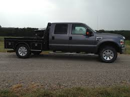 2008 ford f250 4wd flatbed diesel