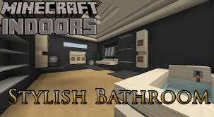 minecraft bathroom designs stylish bathrooms minecraft indoors interior design