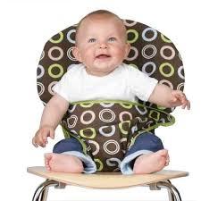 siege nomade bébé totseat chocolate chaise de voyage bébé