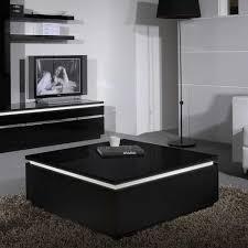 Wohnzimmertisch Viereckig Tisch Quadratisch Schwarz Bestseller Shop Für Möbel Und