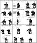 motorcycle hand signals