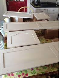 Annie Sloan Paint Kitchen Cabinets Using Chalk Paint For Oak Kitchen Cabinets Test Door Oak