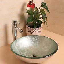 Sink Bowl On Top Of Vanity Vessel Sink Vanity Ebay