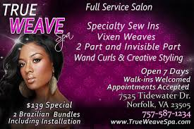 best black owned hair salons norfolk va true weave spa norfolk va hair salon crochet braids sew in
