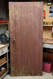 Make Barn Door by How To Make An Upcycled Barn Door Bed Head Part 1 Recycled