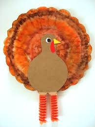 a faithful attempt coffee filter turkey turkey crafts