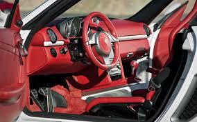 Panamera Red Interior New Supercarz Techart Porsche Panamera Grandgt Interior Pics