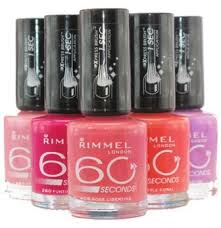 rimmel nail polish only 50 cents at walmart with coupon darlene
