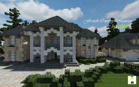 french country mansion french country mansion minecraft project
