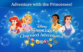 Ciri App Princess Charmed Adventures Android Apps On Google Play