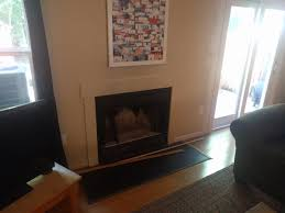 advice on replacing sheetmetal fireplace with wood stove hearth