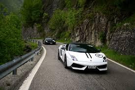 Lamborghini Aventador On Road - lamborghini 50th anniversary grand tour may 9 50