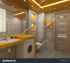 small yellow bathroom ideas home design