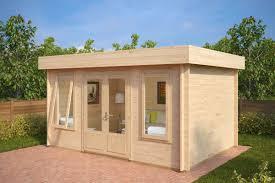 Holzhaus Kaufen Deutschland Top 24 Gartenhäuser Und Sommerhäuser Modernes Holzhaus Kaufen
