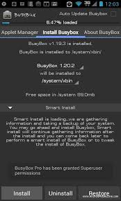 busybox android busybox pro apk v60 paid android application amzmodapk