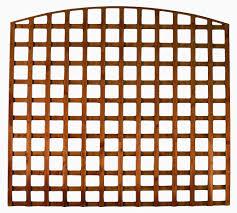 rustic trellis panels u2013 outdoor decorations