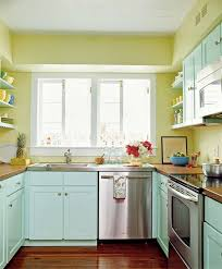 blue kitchen cabinets and yellow walls yellow paint colors for kitchen walls home architec ideas