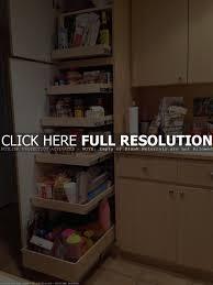 Corner Kitchen Cabinet Organization Ideas Tall Corner Kitchen Cabinet With Doors Tehranway Decoration