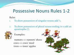 15 best possessive nouns images on pinterest possessive nouns