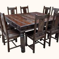 esszimmer essen esszimmer essen hochzeit elegante rustikale quadrat große möbel