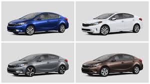 nissan altima vs kia optima 2017 kia forte exterior and interior color options lx s and ex trims