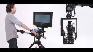 scorpio telescopic camera crane pan bars u0026 mini head youtube