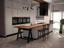 eclairage plan de travail cuisine 41 idées pour bien éclairer un plan de travail ou un îlot de cuisine